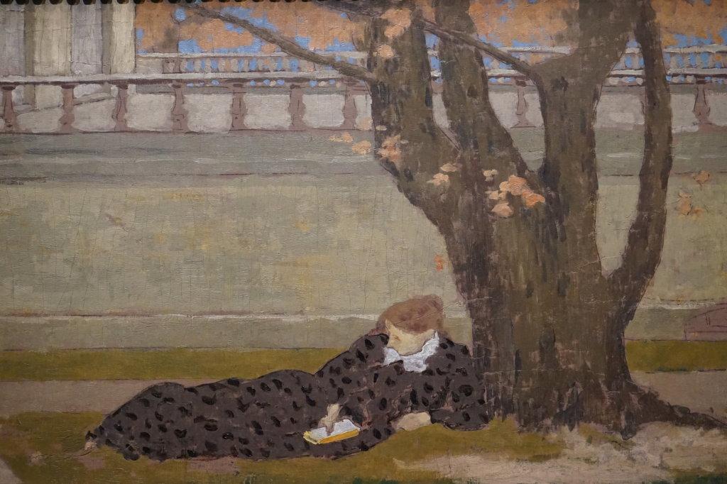 Vue de l'exposition Nabis au Musée du Luxembourg Paris (58)