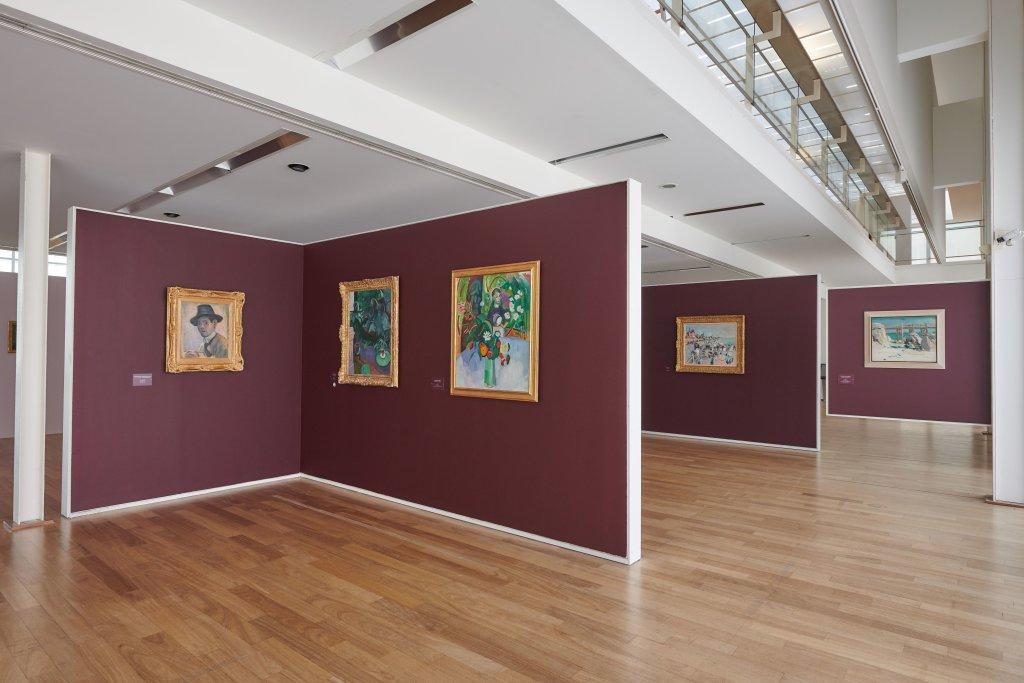 Vue de l'exposition Raoul Dufy au MUMA ®Laurent LacheÇvre (1)