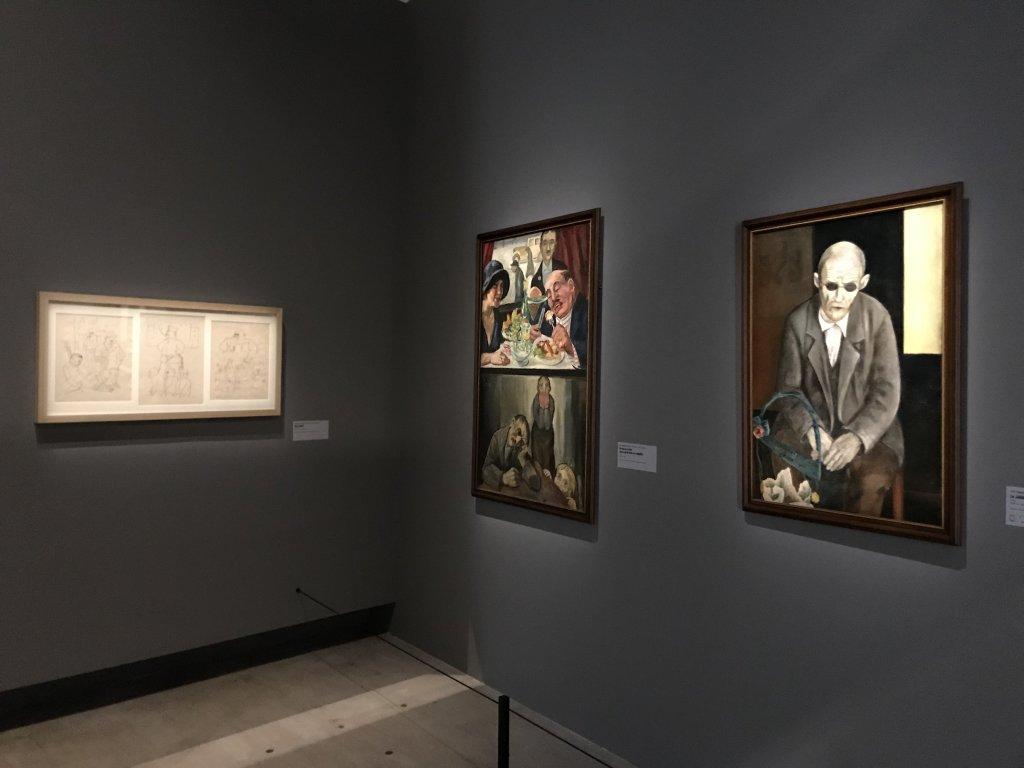 Vue de l'exposition Rouge, Art et utopie au pays des Soviets, Paris (21)