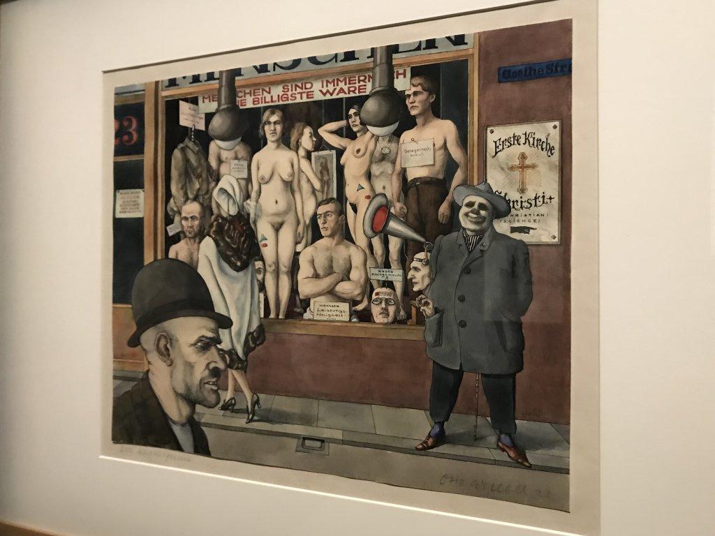 Vue de l'exposition Rouge, Art et utopie au pays des Soviets, Paris (25)