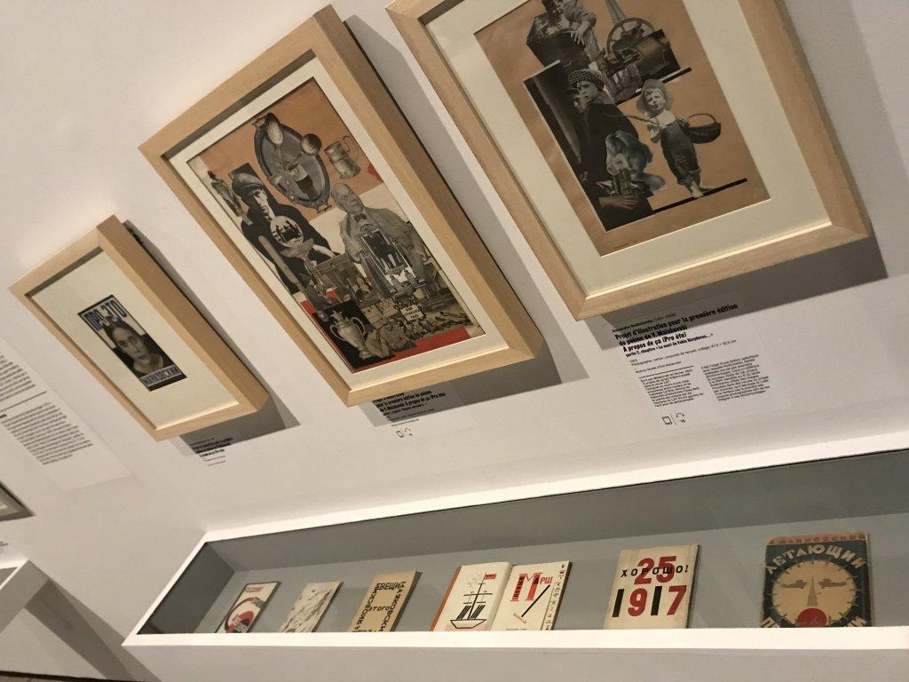 Vue de l'exposition Rouge, Art et utopie au pays des Soviets, Paris (33)
