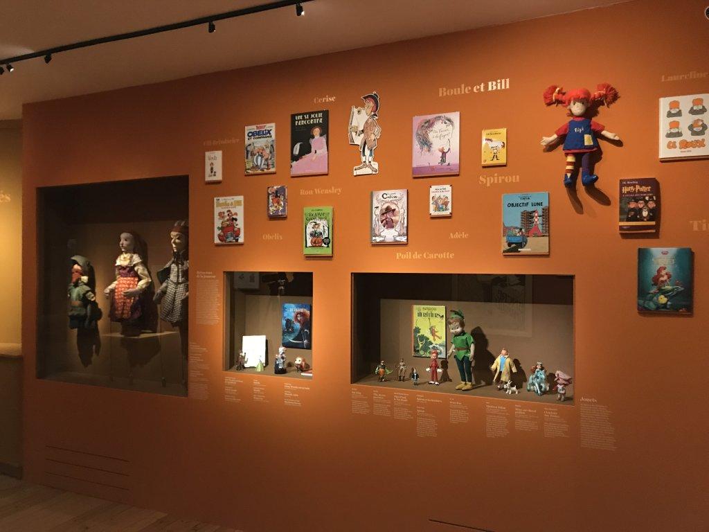 Vue de l'exposition Roux, Musée Jean-Jacques Henner, Paris (15)
