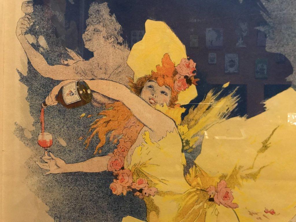 Vue de l'exposition Roux, Musée Jean-Jacques Henner, Paris (17)