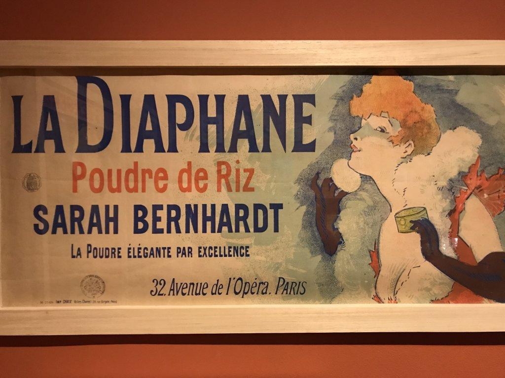 Vue de l'exposition Roux, Musée Jean-Jacques Henner, Paris (18)