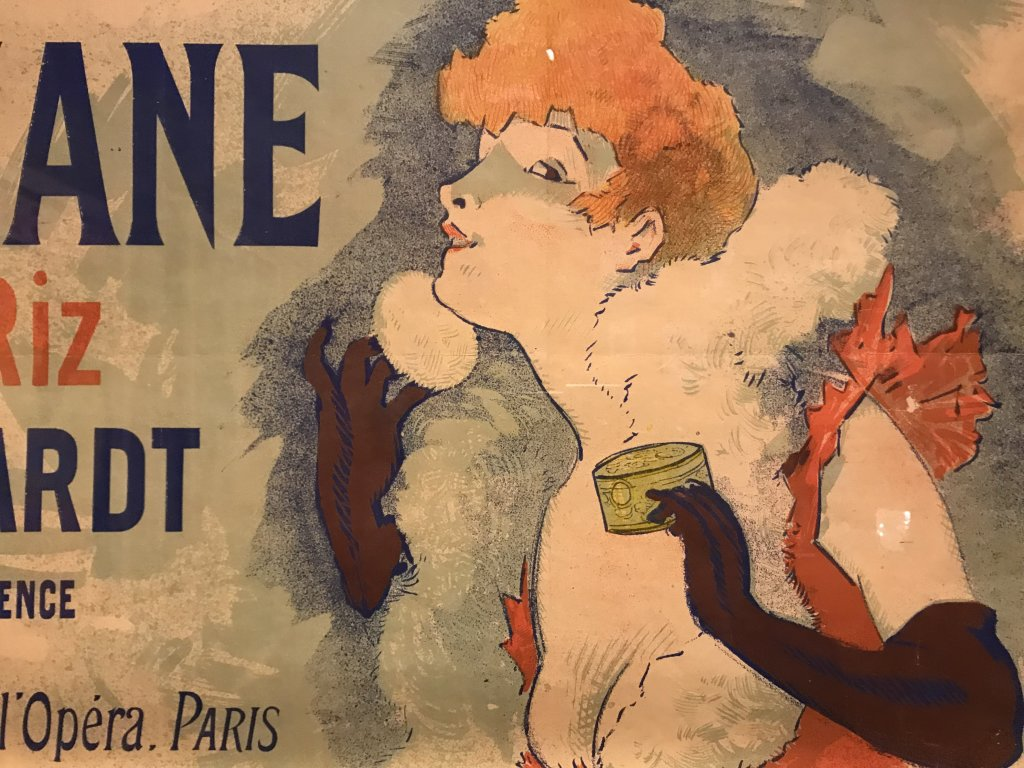 Vue de l'exposition Roux, Musée Jean-Jacques Henner, Paris (19)
