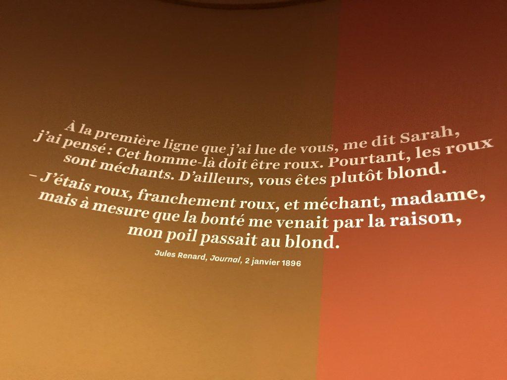 Vue de l'exposition Roux, Musée Jean-Jacques Henner, Paris (2)