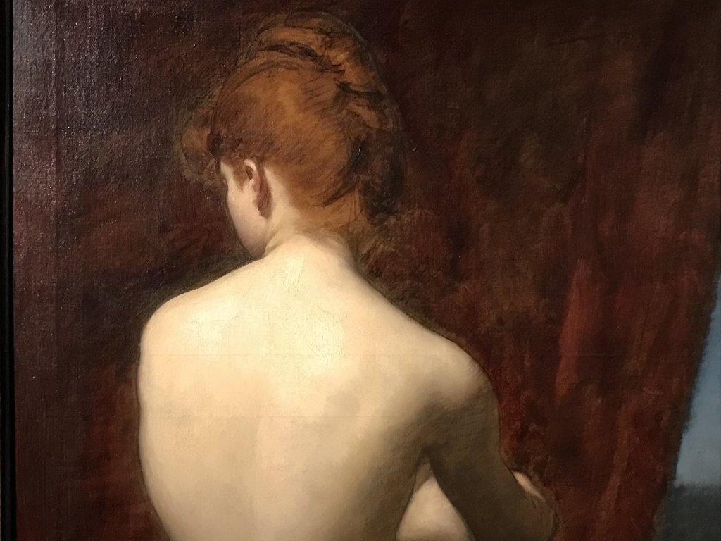 Vue de l'exposition Roux, Musée Jean-Jacques Henner, Paris (24)