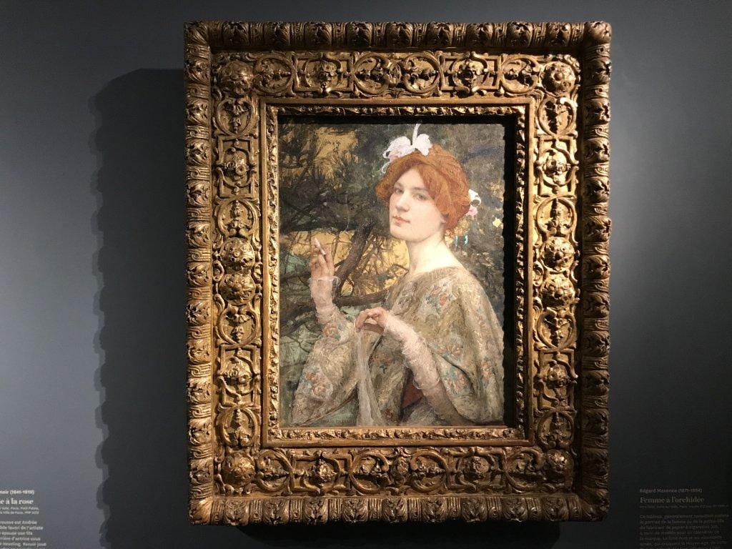 Vue de l'exposition Roux, Musée Jean-Jacques Henner, Paris (26)