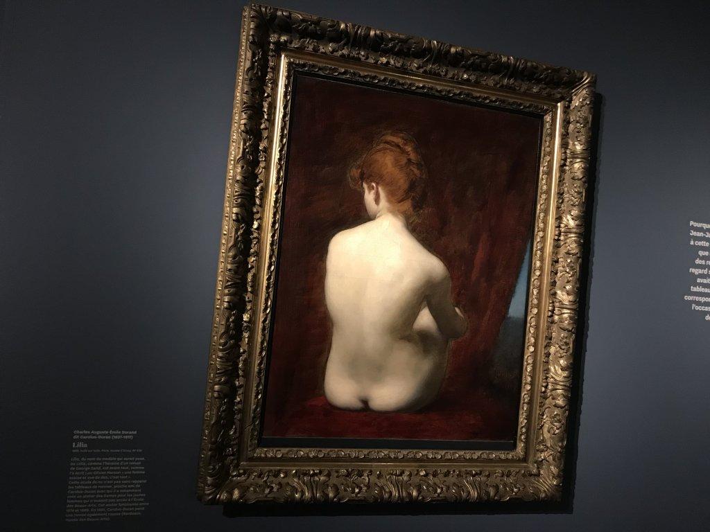 Vue de l'exposition Roux, Musée Jean-Jacques Henner, Paris (36)