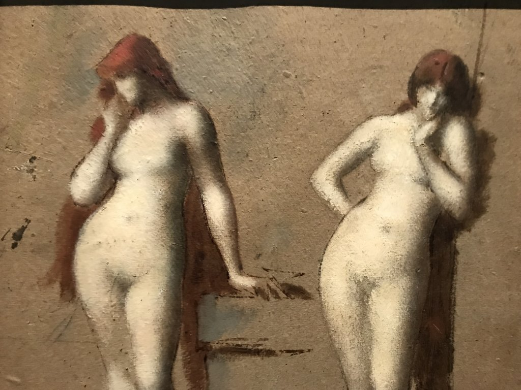 Vue de l'exposition Roux, Musée Jean-Jacques Henner, Paris (42)