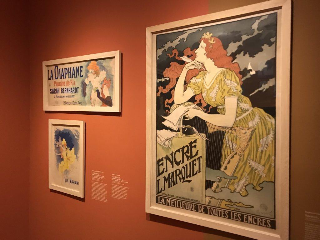 Vue de l'exposition Roux, Musée Jean-Jacques Henner, Paris (5)