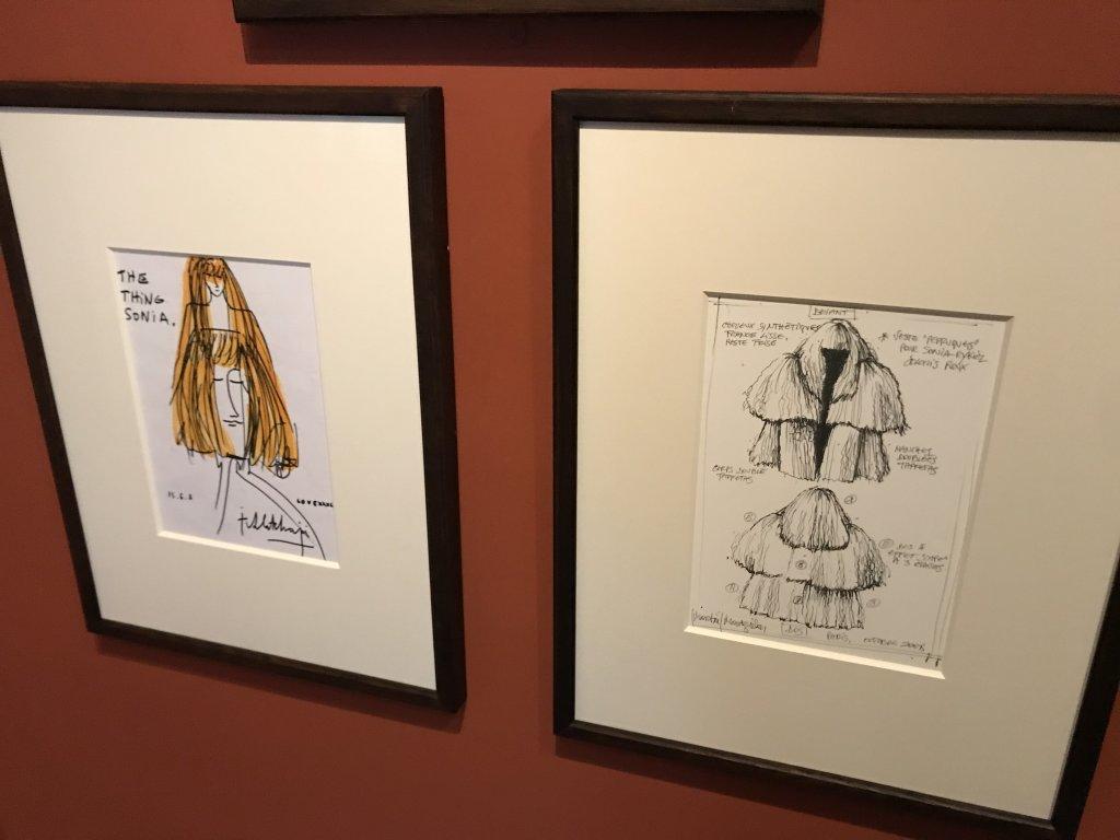 Vue de l'exposition Roux, Musée Jean-Jacques Henner, Paris (50)