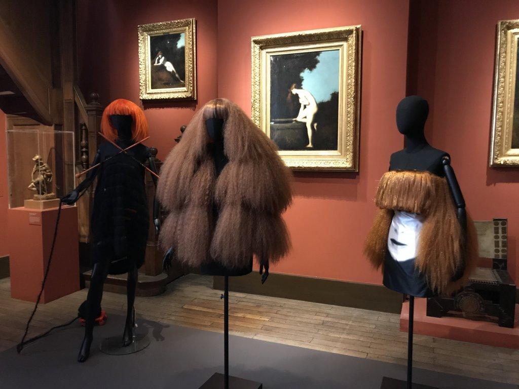 Vue de l'exposition Roux, Musée Jean-Jacques Henner, Paris (53)