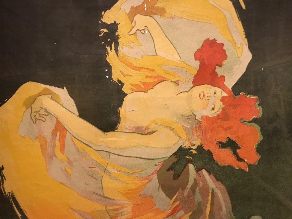 Vue de l'exposition Roux, Musée Jean-Jacques Henner, Paris (7)