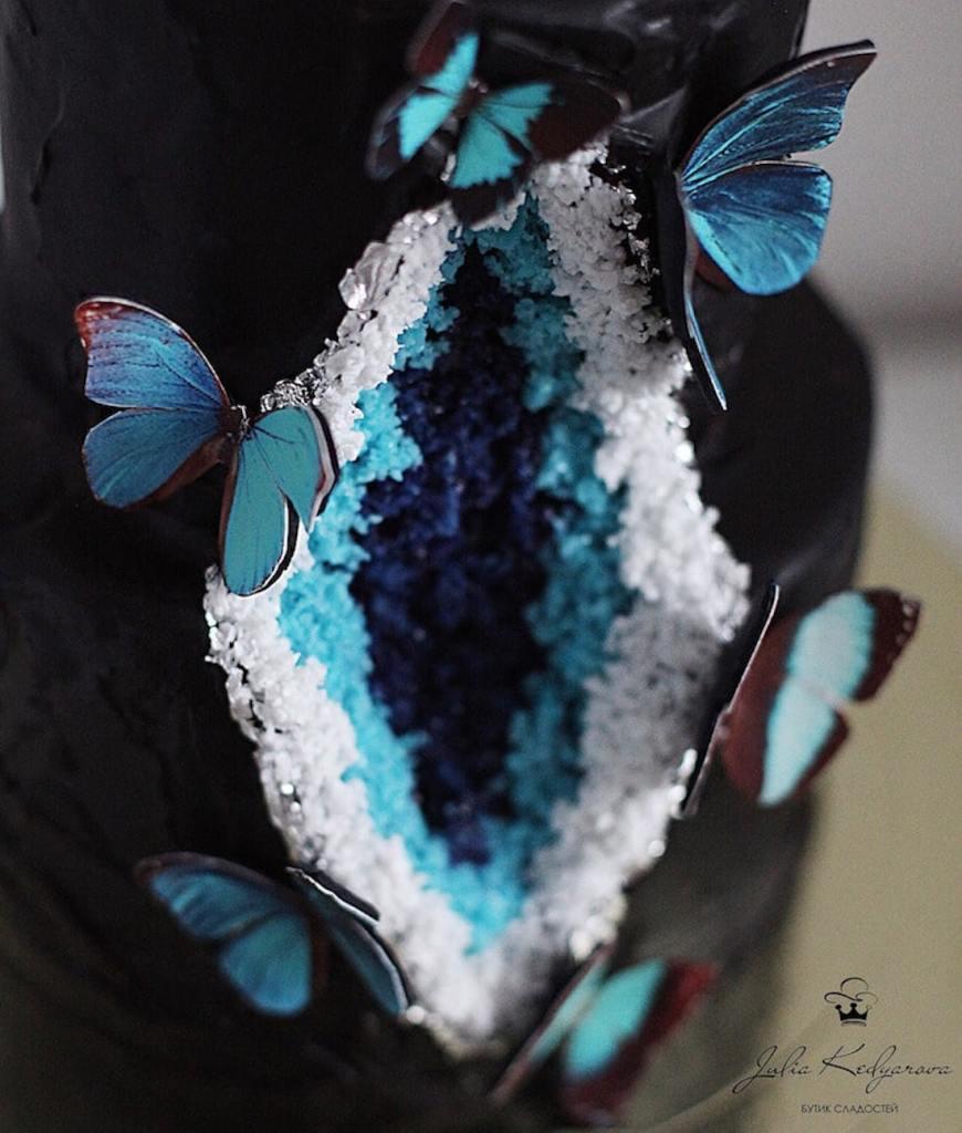 yulia kedyarova gateaux de fleurs